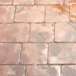 spp pat london cobble 2 brick red